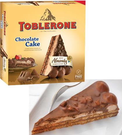 Product Toblerone Cake